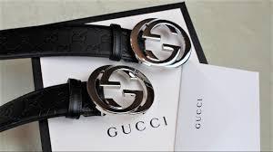 Fake Designer Belts Tips On Spotting A Fake Gucci Belt Authentic Vs Replica Gucci Belt Comparison