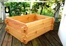 garden bed kit. Raised Garden Bed Kit Gardens Double Deep Two Western Red Cedar Canada