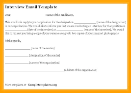 How To Confirm An Interview Payment Confirmation Email Template Interview Confirmation