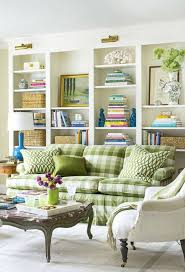 Green Living Room Ideas Simple Design