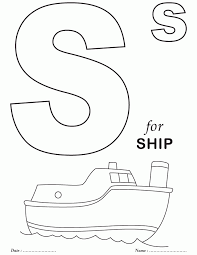 Printables Alphabet S Coloring Sheets Download Free Printables