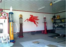 wall covering for garage garage l covering ideas diamond plate finishing panels