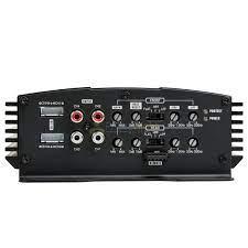 4 Channel Amplifier 3000W Class D Amp Mini Design Car Audio Audiopipe –  Pricedrightsales