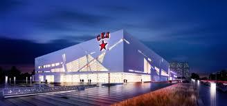 Проект спортивного комплекса СКА Спортивный комплекс хоккейного клуба СКА Проект 2012 © А Лен