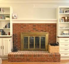 brick fireplace surround how to remove brick fireplace surround woodworking brick fireplace surround ideas