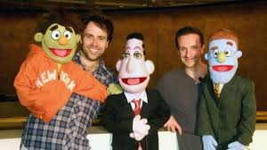 Con Quest interviews Avenue Q (With images) | Muppets, Puppetry, Types of  puppets