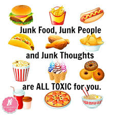 Healthy Unhealthy Food Chart Chart On Healthy Food Vs Junk Unhealthy Students Can Draw