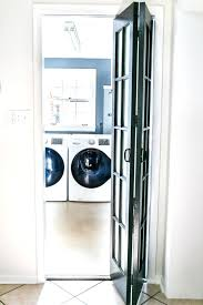 laundry room doors door design best bi folding laundry room door with pictures laundry room laundry laundry room doors