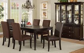 amazing of dark wood dining room set cherry dining room table and chairs 1040
