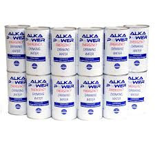 Purifying Drinking Water 7 Day Supply Of Canned Drinking Water 12 Cans