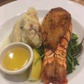 photo of garden grill smithtown ny united states stuffed lobster tail