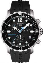 "divers watches diving watches watch shop comâ""¢ mens tissot seastar 1000 chronograph watch t0664171705700"