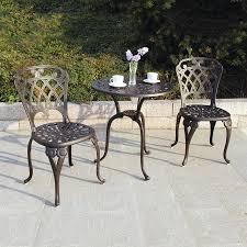 bistro patio set lowes