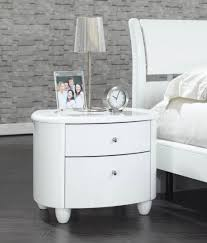 Small Night Stands Bedroom White Night Tables For Bedroom