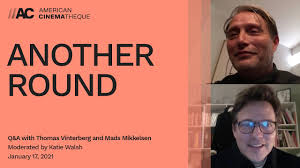 ANOTHER ROUND | Q&A with Thomas Vinterberg and Mads Mikkelsen - YouTube