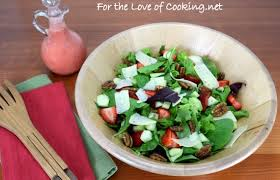 mixed green salad with strawberries. Exellent Strawberries Mixed Greens With Strawberries Extra Sharp White Cheddar And Candied  Pecans A Strawberry Balsamic Vinaigrette In Green Salad With Strawberries