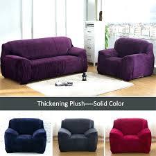 stretch sofa covers high quality original cover slipcover thicken warm plush 3 seater couch nz