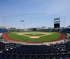 Td Ameritrade Park Omaha Stadium Completes Construction