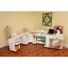 Kangaroo Aussie Sewing Table by Arrow
