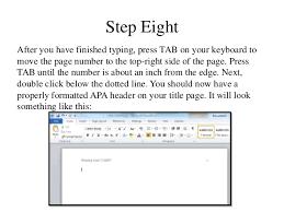 How To Make An Apa Cover Page Barca Fontanacountryinn Com