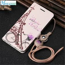 huawei 6a. leather case for huawei honor 6a with fingerprint 5.0\ 6a
