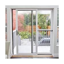 anodized ideal security inc patio door