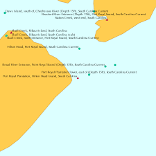 Tide Chart Hilton Head Island Port Royal Plantation Hilton Head Island South Carolina
