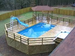 Build Your Own Pool Slide Build Concrete Pool Slide bamarycom