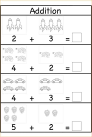 9+ preschool math worksheets   formal letter