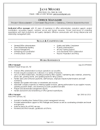 Office Administrator Legal Contemporary 4 12 Resume For Job ...