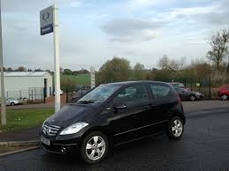Used Mercedes-Benz A Class Avantgarde SE 3 doors Cars for Sale ...