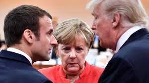 Angela Merkel is de nieuwe wereldleider ...