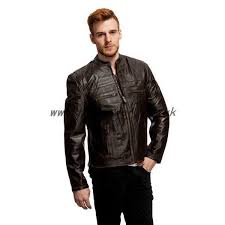really black brown men s scooter with distressed leather leather jacket tall big wilda men s superb