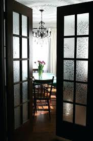 elegance on a budget house call glass doors frosted interior french with double door