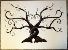Intertwined Trees For Family Tree Tattoo Dale Tetování Strom