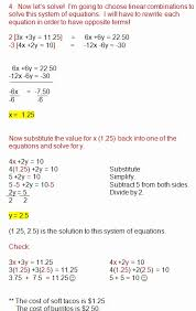 enchanting simultaneous equations worksheet with answers word 298844