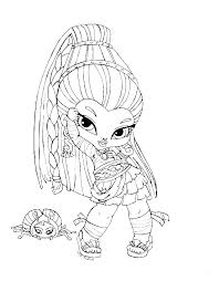 Printable Monster High Coloring Pages Free Duelprotocolinfo