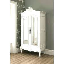 small armoire tall wardrobe full image for glass doors white wardrobe closet tall antique furniture