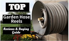 the 7 best garden hose reels to stay