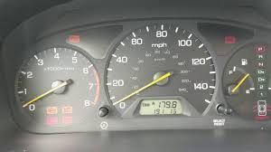 How To Reset Maintenance Light On Honda Accord Reset Maintenance Required Light On A 2002 Honda Accord