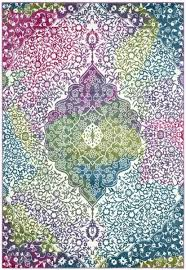 purple runner rugs ivory fuchsia carpet uk