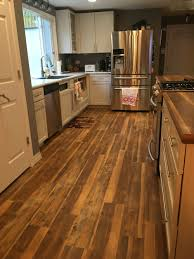 Walnut Kitchen Floor My Dream Kitchen Karndean Van Gogh Vintage Pine Flooring Butcher