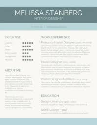 Modern Resume Template Word - Gfyork.com