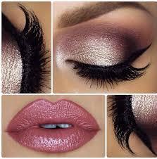 new shiny eyes makeup trend 2016 14