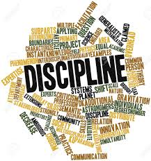 write a short essay on discipline