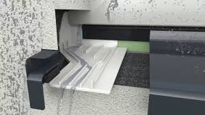 Entwässerungsmodul Gutmann Delta Für Einen Dichten Fensterbank