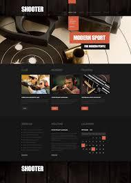 Winchester Website Design Website Design 39293 Shooting Club Center Custom Website