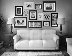 picture frames on wall. Timeless Expressions Photo Lauren Portrait Wall Frame, 16x20, Black: Amazon.ca: Home \u0026 Kitchen Picture Frames On