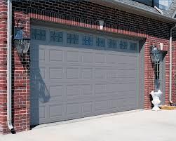 Epic Chi Garage Door Bronze B32 for Great Garage | Geekgorgeous.com