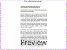 essay on invention madrat co essay on invention